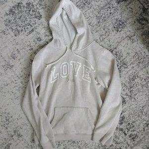 American Eagle Love hoodie